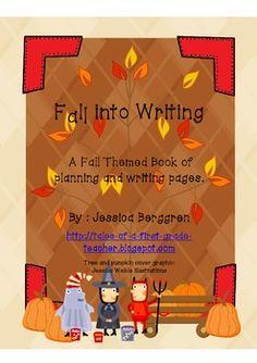 Fall Into Writing