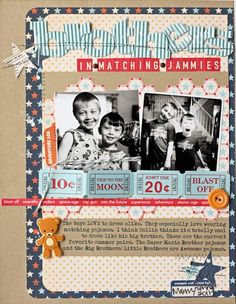 A Project by MandieLou from our Scrapbooking Gallery originally submitted 05/25/11 at 09:27 AM