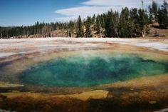 Yellowstone National Park | Zdjęcie:yellowstone , USA , brak , yellowstone National Park