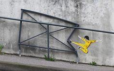 25 atos aleatórios de vandalismo feitos de uma maneira genial
