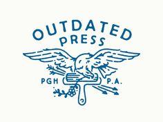 Design, Typography, Logo, Vintage, Texas, Heritage, Classic, American, Branding…
