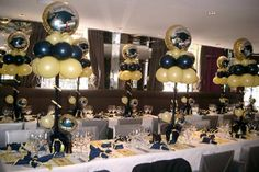 Cool Graduation Party Themes | Decorating ideas for graduation party1