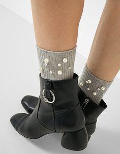 Mysocks unisexo Rodilla alta calcetines largos raya Algod/ón Multi 506