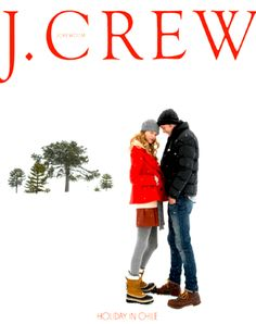 |♕|Holiday Cheers from Chile! |J.CREW Holiday 2009  (viaysvoice)