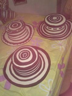 #sombrerovolteao #fiestaComlombia