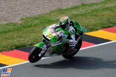 Álvaro Bautista, MotoGP Grand Prix van Duitsland 2014, MotoGP