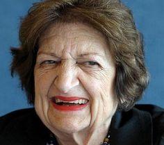 Helen Thomas (8/4/1920-7/20/2013)..White House press correspondent/journalist