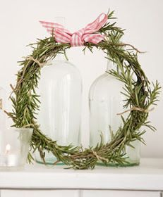 Rosemary wreath | Jane Cumberbatch