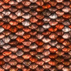 Mermaid Scales - Koi fabric by bonnie_phantasm on Spoonflower - custom fabric
