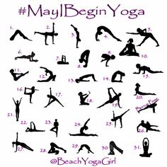 Join me for the May Yoga Challenge on Instagram! Read the blog for more details  www.in-betweenlife.com