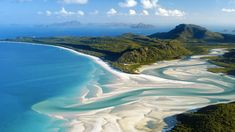 Whitsunday Islands (Queensland, Australia)