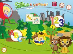 ABC og tal for børn - Apps