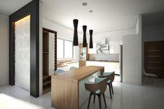Kitchen 2 (3dsmax, V-ray)