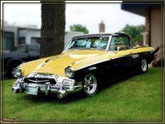 '55 Studebaker Speedster