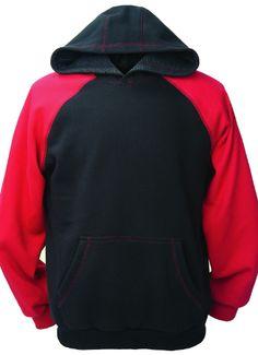 78538325fba Two-Tone Pullover Hooded Sweatshirt. All BrandsHooded SweatshirtsTwo ...