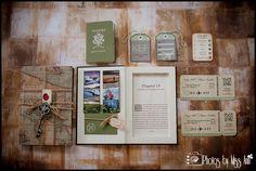 Stunning Unique Destination Wedding Invitation for Iceland Wedding Photos by Miss Ann Iceland Wedding Planner