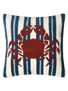 loloi pillows crab pillow