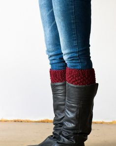 oxblood boot cuffs.  #oxblood #fall2013colortrend #winter2013colortrend #2013colortrend #chianti www.gmichaelsalon.com #fashion #style #oxbloodfashion #colorcrushoxblood