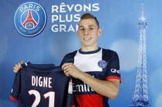 PSG og Roma nærmer sig aftale om Digne!
