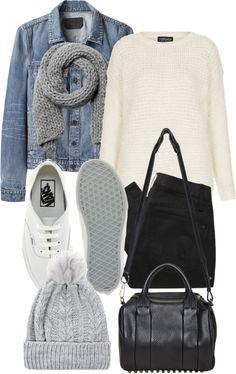 Style - Minimal + Classic: Casual & fresh denim look
