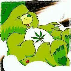 Ganja Bear <3