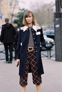 Paris Fashion Week AW 2015....Anya