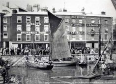 Plymouth Barbican History - Photos & Links