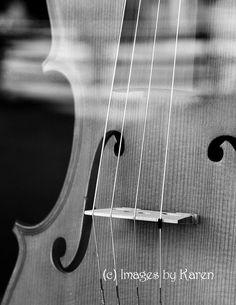 Violin Musical Instrument Photography  Fine Art by ImagesbyKaren, $15.00