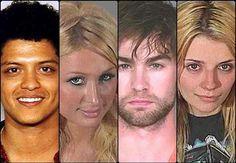 7 Foto Selebritis Hollywood saat Masuk Penjara