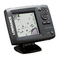 lowrance mark 5x pro review