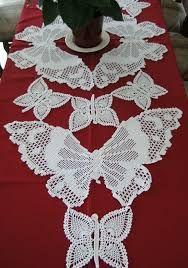 """Résultat de recherche d'images pour """"papillons au crochet"""""""