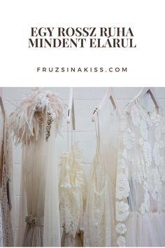 Stílus - Egy rossz ruha mindent elárul - Nézd meg a weboldalt Lace Wedding, Wedding Dresses, Fashion, Bride Dresses, Moda, Bridal Gowns, Fashion Styles, Weeding Dresses, Wedding Dressses