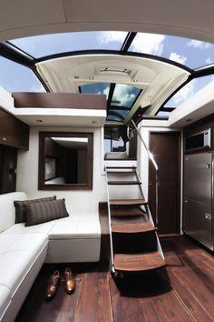 510 Cruiser interior, wow.