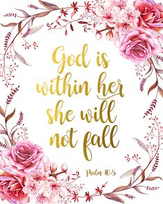 Proverbs 31 Woman Discover God Is Within Her She Will Not Fall Bible Verse Print Psalm Christian Quote Scripture Printables Inspirational Quote Gifts Wall Art God Is Within Her She Will Not Fall Bible Verse Print Psalm Christian Quote Scripture Printable Her Wallpaper, Bible Verse Wallpaper, Bible Verse Wall Art, Fall Wallpaper, Wallpaper Quotes, Wallpaper Backgrounds, Fall Bible Verses, Bible Verses Quotes, Bible Scriptures