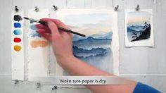 tuto watercolor - Recherche Google