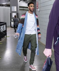 Evan Turner Image may contain: 1 person, standing and shoes Nba Fashion, Fashion Show, Mens Fashion, Sneakers Fashion, Swagg, Everyday Fashion, Sexy Men, Winter Fashion, Street Wear