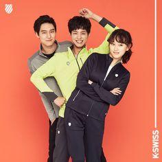 #박보검 KSWISS 16S/S