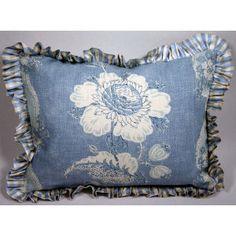 HAND EMBRIODERED PILLOWS | ... Decorative Accessories Pillows Hand Embroidered Decorative Pillow
