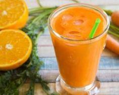 Smoothie carotte, orange et citron à moins de 200 calories le verre : http://www.fourchette-et-bikini.fr/recettes/recettes-minceur/smoothie-carotte-orange-et-citron-moins-de-200-calories-le-verre.html