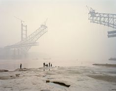 Chongqing Yangtze River (Photo credit to Nadav Kander) - Architecture and Urban Living - Modern and Historical Buildings - City Planning - Travel Photography Destinations - Amazing Beautiful Places Photography Exhibition, World Photography, Photography Awards, Landscape Photography, Colour Photography, Inspiring Photography, Contemporary Photography, Travel Photography, Minimalist Photography