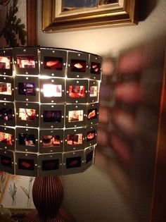 How to Make a Lamp Shade From Projector Slides - Snapguide