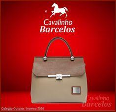 Uma sugestão Cavalinho, indispensável para o look perfeito!  #cavalinho    #cavalinhobarcelos    #cavalinhooficial     #barcelos    #bolsas    #carteiras    #moda