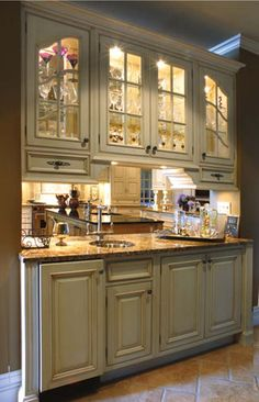 kitchen cabinet remake ideas from www.pinterest.com picture on with ...