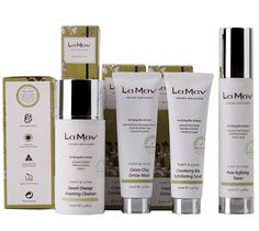How You Can Effortlessly Prevent #Acne with #Natural Skin Care Products! #lamav