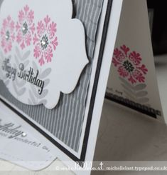 Madison Avenue free during sale-a-bration with Stampin up by Michelle last