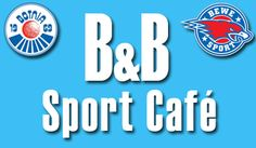B&B Sport Café Burger King Logo, B & B, Helsinki, Logos, Sports, Hs Sports, Logo, Sport