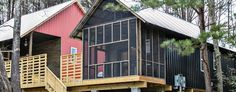 Architecture students at Auburn University's Rural Studio design and build sustainable and low-cost homes in their 20K Project.