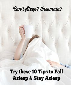 Are you tired of sleepless nights? A good night sleep is so important. Take control of your sleep habits. Try these 10 tips to fall asleep and stay asleep. Falling Asleep Tips, Trouble Falling Asleep, How To Fall Asleep, What Makes You Happy, What You Can Do, Are You Happy, Insomnia Causes, Insomnia Remedies, Cant Sleep At Night