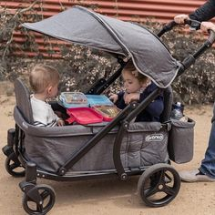Holiday Snacking in the park? Finding a spot to feed … Busy Shopping Day Planned? Holiday Snacking in the park? Finding a spot to feed the kids is easy with the pronto pram. Complete with a table. Twin Babies, Little Babies, Twin Baby Rooms, Twins, Our Baby, Baby Love, Baby Baby, Baby Necessities, Everything Baby