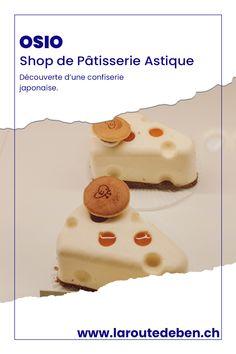 Osio Vaud est une boutique de pâtisseries japonaise. Galette, Cheesecake, Pudding, French, Boutique, Lifestyle, Desserts, Food, Tea Biscuits